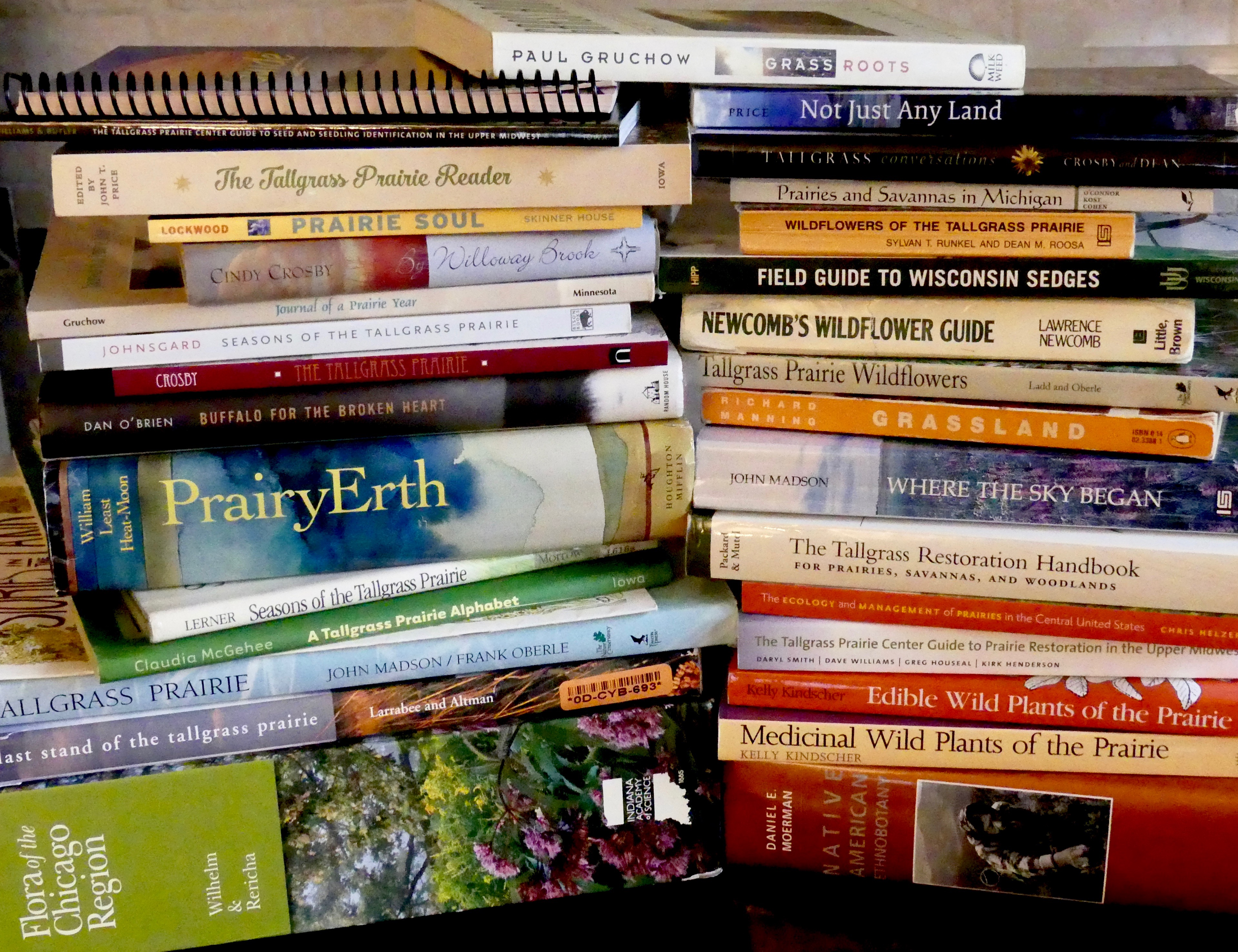 A Year of Reading Prairie