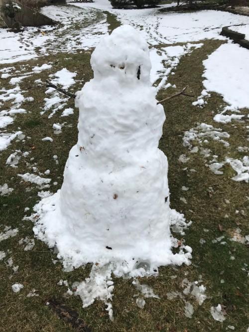 Snowman 32320WM